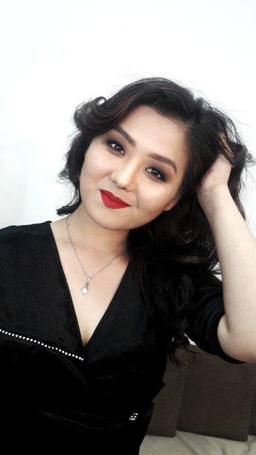 """Базовый курс по макияжу """"Я-Визажист"""" - в Бишкек"""