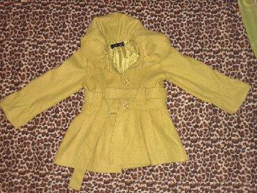 Dečije jakne i kaputi | Ruma: Kaputic kao nov par puta obucen velicina 7-8.Duzina rukava 45cm,od
