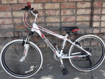 Подростковый Стингер привозной из Кореи Спартивный велик колеса 24