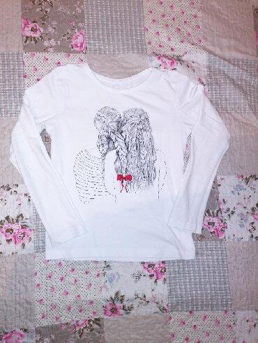 Dečiji Topići I Majice | Cuprija: Majica za devojčice, dugih rukava, Primark, veličina 134-140cm