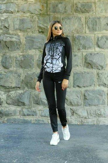 Ženska odeća   Sopot: Nike ženska trenerka po magaconskoj ceni sve veličine koplet S M L XL