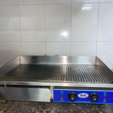 Пицца печь жаренная плита для котелков все в хорошем рабочем состояние