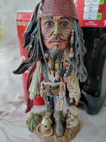 Пирати са Кариба мрда главом кад стоји  Канибал Џек - Cannibal Jack Pi