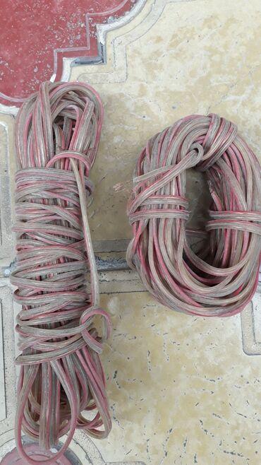 Mis kabeli satılır birinin uzunluğu 19m 30 sm, o birinin uzunluğu 12m
