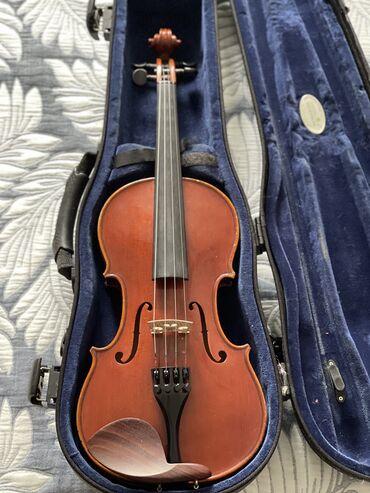 11295 объявлений: Продаю скрипку мастеровую 4/4 +лёгкий,прочный немецкий футляр. Вся инф