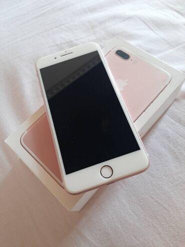 iphone 7 в Кыргызстан: Б/У iPhone 7 Plus 32 ГБ Розовый