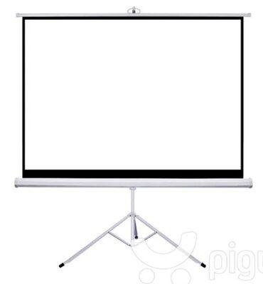 проектор бишкек in Кыргызстан   ДРУГОЙ ДОМАШНИЙ ДЕКОР: Продаю экран для проектора новая в каробке не распечатано