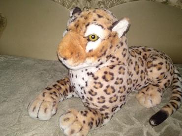 Продам красивого тигрёнка в отличном состоянии. Длина 45 см. Писать в
