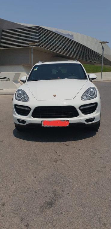 Porsche - Azərbaycan: Porsche Cayenne 3.6 l. 2012   100000 km