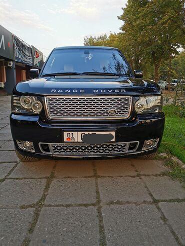 лошади бишкек в Кыргызстан: Land Rover Range Rover 4.2 л. 2007 | 175000 км