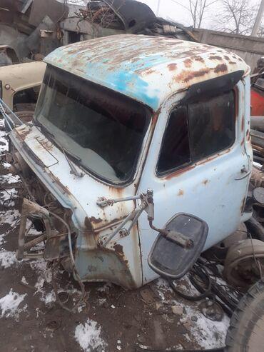 диски на авто r14 в Кыргызстан: На Газ53 кабина колеса с дисками двигатель КПП в сборе и т д