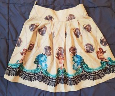 Prodajem suknju sa dubokim strukom,u odlicnom stanju,velicina 38 - Novi Sad
