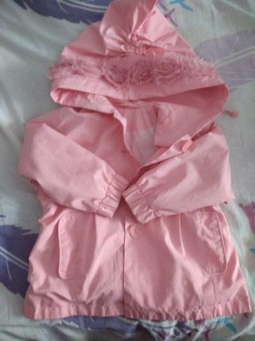 Осенняя куртка на девочку на рост в Бишкек