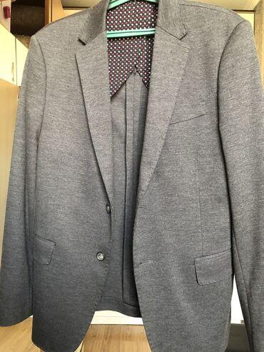 Мужской пиджак размер 48 наш, производство Китай для США  Новое не оде