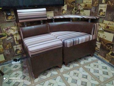 Metbex divani 80manata satilir. 1metrdir uzunlugu. Unvan sebayil