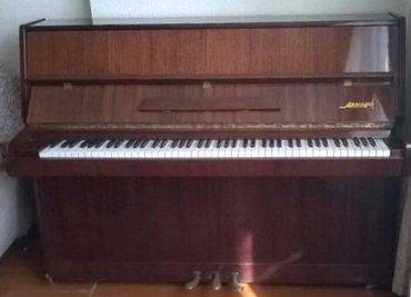 Bakı şəhərində Pianino akkord