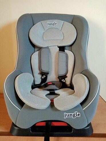 Auto sediste za decu - Srbija: Auto sedište za decu do 18kg. U odličnom stanju malo korišćeno