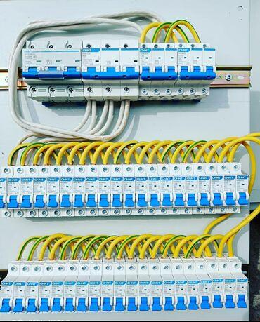 Электрик   Электромонтажные работы, Установка люстр, бра, светильников, Прокладка, замена кабеля   Больше 6 лет опыта