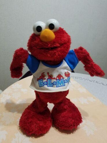 """충주출장만남롯데 시티 호텔【Talk:za33】 - Azərbaycan: """"Elmo"""" - Usag oyuncagi, ABS - istehsali. Mahni oxuyur, regs edir"""