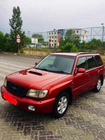 косметики в Кыргызстан: Subaru Forester 2 л. 2000