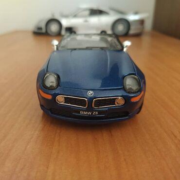 bmw 735 - Azərbaycan: BMW Z8 1:30