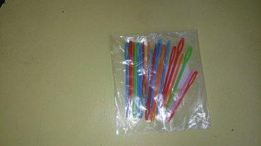 Пластиковые иглы 2 размеров 20 штук в Бишкек