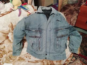 Мужская тёплая куртка.50 размер в Бишкек