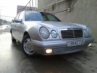 Qusar şəhərində Mercedes-Benz 200 1995