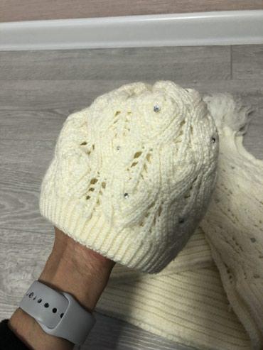 Продается детский комплект -шарф и в Бишкек
