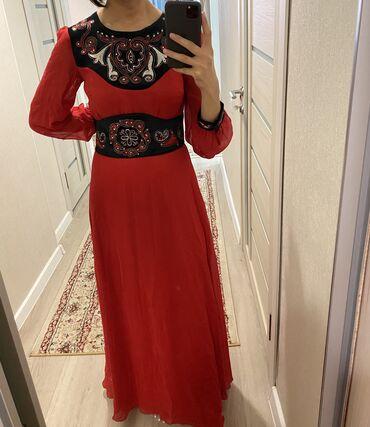 Дорогое Национальное Кыргызское платье. Новое. Подарили. Ни разу не но