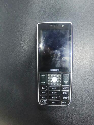 Сатылат!!!Philips оргинал Заряд 20 кун кармайтТелефон Ошто6000 сом