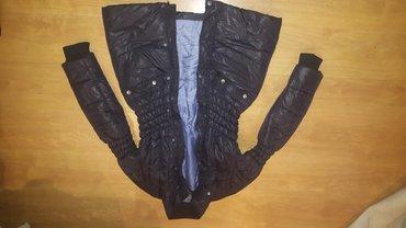 Duza strukirana jakna vel. M / l - Prokuplje