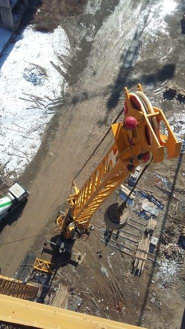 Услуги автокрана 25 тонный работа в Кант