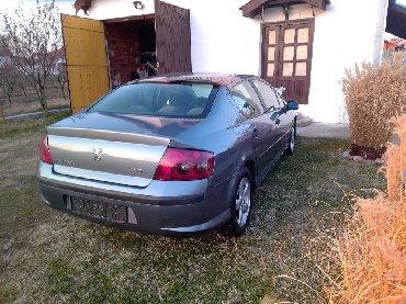 Peugeot 407 1 l. 2006 | 178200 km