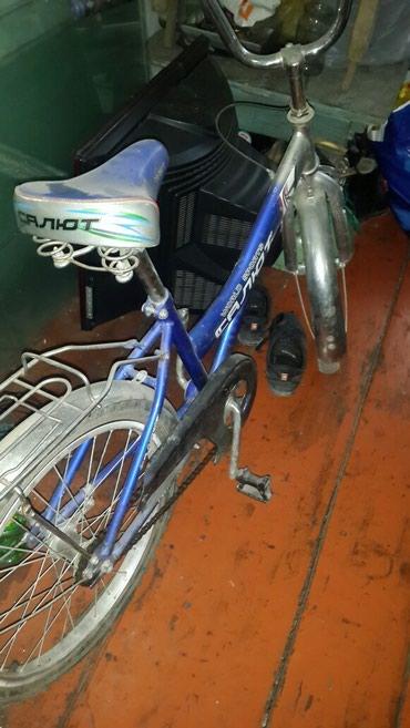 Продаю велосипед салют в Токмак