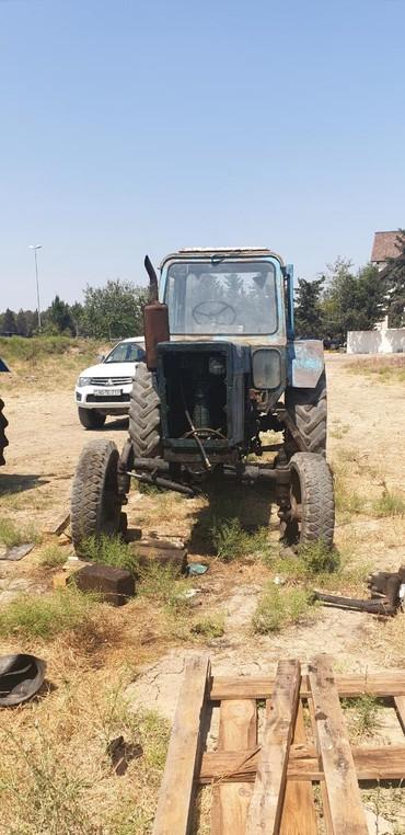 Yük və kənd təsərrüfatı nəqliyyatı Xırdalanda: Mtz80 takarlar zayifdi statyordandi