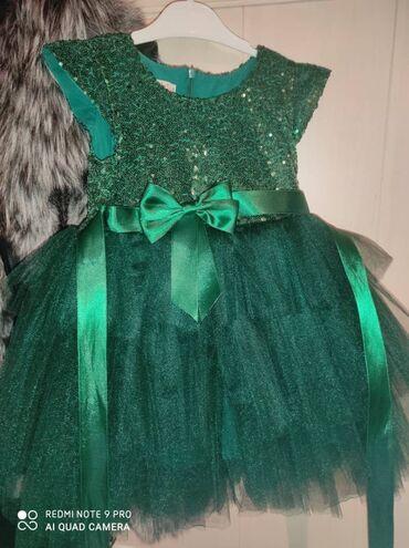 Продаю платье-пачка на девочку. Размер 3-5 лет