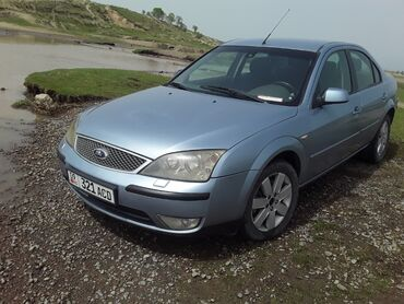 Ford Mondeo 1.8 л. 2004 | 366999 км
