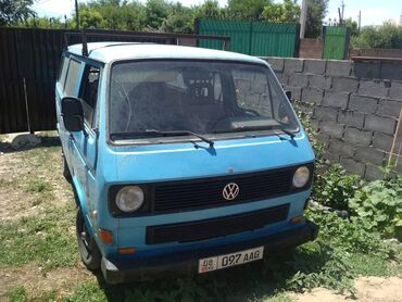 Volkswagen Transporter 1.6 л. 1986