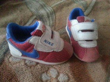 Детская обувь в Кок-Ой: Обменом 450.~24р в норм сост,оригинал найк