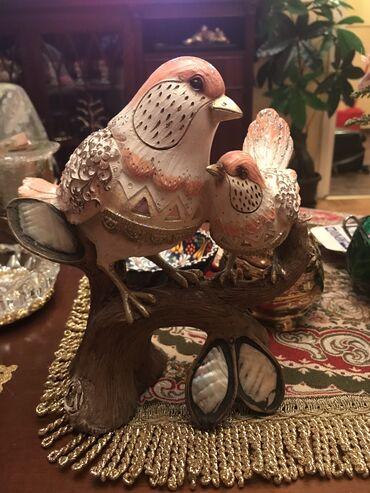 Figura - Srbija: Figura ptice na grani cena 2200 dinara