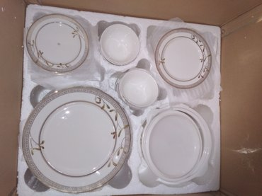Продаю классный новый набор посуды на в Бишкек