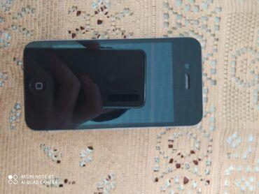 Iphone 4 IOS 7.1.2 16 GB Adaptor ve 4 dene kabura ustunde