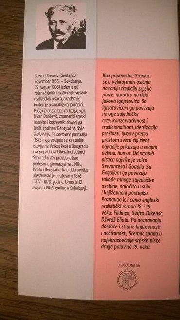 Mini knjiga proza stevan sremac - Beograd - slika 2