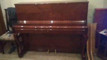дизайн интерьера бишкек в Кыргызстан: Продается Фортепиано акустическое Petrof Patented construction – Gran
