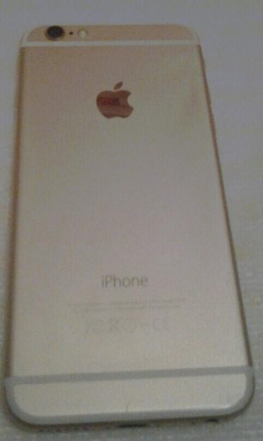 Apple iphone 6 gold 16 gb ! Есть оригинальный в Бишкек