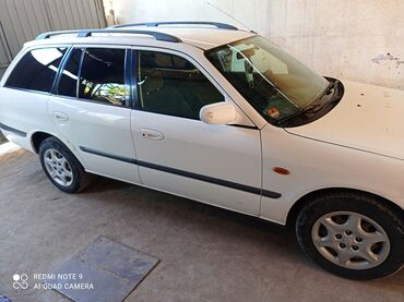 Транспорт - Кунтуу: Mazda Capella 1.9 л. 1999