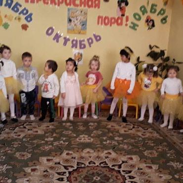 Частный детский сад в Бишкек