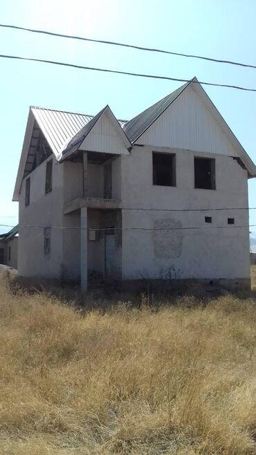 Эки этаж уй - Кыргызстан: Сатам Үй 4 кв. м, 7 бөлмө