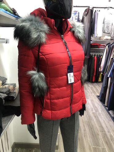 Женская теплая куртка  Размеры в наличии: 42, 44, 46, 48  •MYCLO @mycl